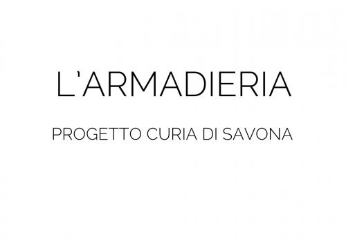 Progetto Arredi Curia di Savona