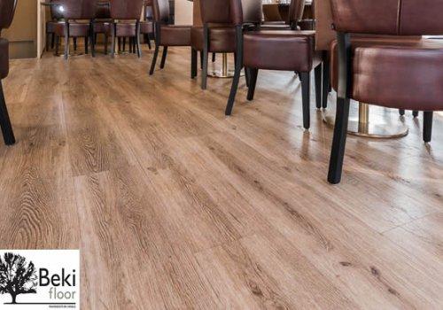 La qualità del pavimento effetto legno