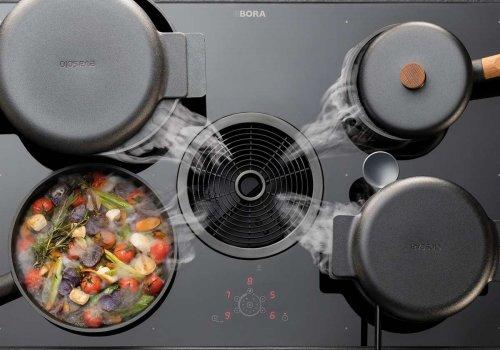 La rivoluzione in cucina